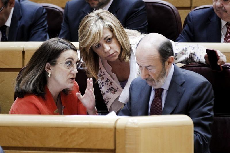 Rajoy Utiliza A Rubalcaba Para Su Cita Más Demoledora En El
