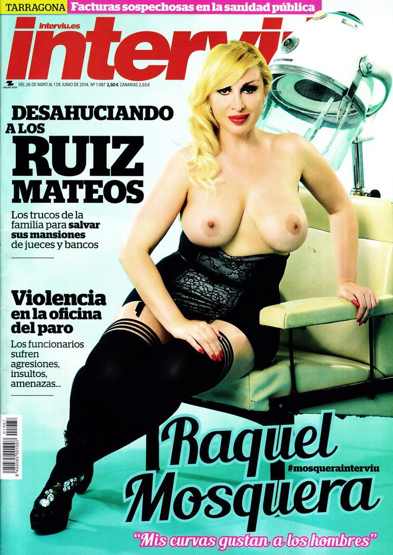 Amaranta Ruiz Culo raquel mosquera se desnuda en 'intervi�' - chic