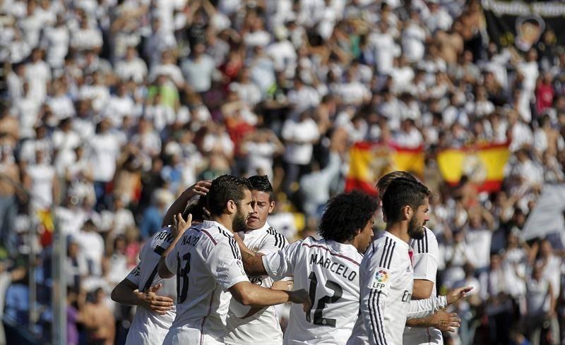 Isco y James lideran el recital del Real Madrid ante el Levante ... 2710545095419