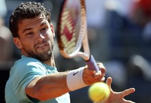 El búlgaro Grigor Dimitrov, una de las grandes promesas del tenis mundial. | Cordon Press