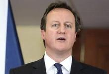 El primer ministro británico, David Cameron   Archivo/Efe