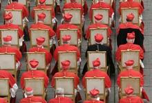 Cardenales en el último Consistorio   Cordon Press