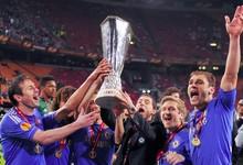 Chelsea, actual campeón de la Liga Europa.   Cordon Press