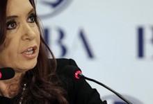 Cristina Fernández de Kirchner | Archivo