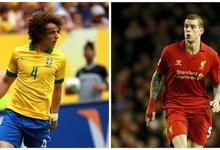David Luiz y Agger, favoritos para fichar por el Barça | Cordon Press
