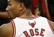 Derrick Rose fue MVP de la temporada 2010-2011 | Cordon Press