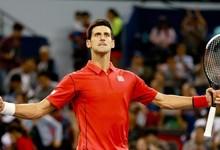 Djokovic, vencedor del torneo de Shanghai. | EFE