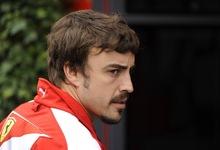 Fernando Alonso.   Cordon Press