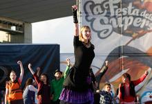 Imagen de la Festa dels Supers el año pasado.