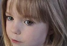 La pequeña Madeleine en el momento de su desaparición   Archivo