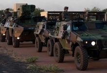 Tropas terrestres francesas en Mali.   Defense.gouv.fr