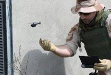 Nanohelicóptero en Afganistán. | Prox Dynamics