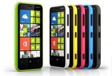 Uno de los móviles Nokia