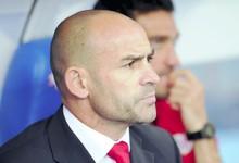 Paco Jémez, entrenador del Rayo Vallecano. | Cordon Press