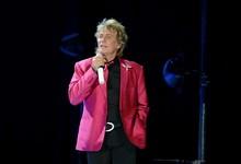 Rod Stewart, en un concierto reciente   Cordon Press