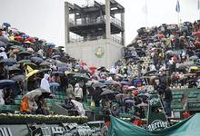 La lluvia obliga a interrumpir la jornada en Roland Garros. | EFE
