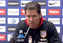 "Simeone considera ""aburrida"" la Liga. | Archivo"