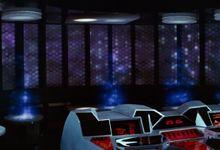 Un dispositivo de teletransporte de la serie de ciencia ficción 'Star Trek'