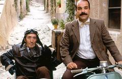 Luis Ciges y Antonio Resines en Amanece que no es poco