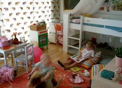 La habitación de los niños | Flickr/Mads Boedker