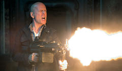 Bruce Willis en La Jungla: un buen día para morir