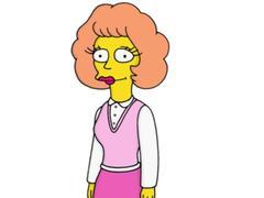 Maude Flanders falleció en Los Simpson   Archivo