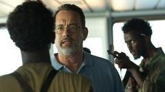 Tom Hanks en Capitán Phillips