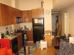 Un salón cocina, o cocina salón | Flickr/Chenutis