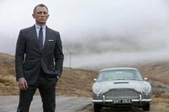 Vuelve James Bond