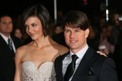 Katie Holmes y Tom Cruise | Archivo