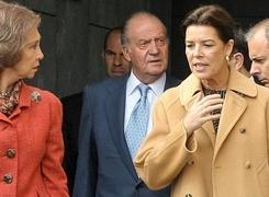 Carolina de Mónaco, en una visita reciente a España | Cordon Press