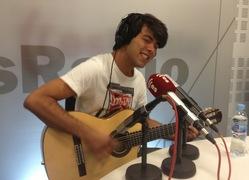Salva Beltrán canta en esRadio