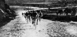 Imagen del Tour de 1910.
