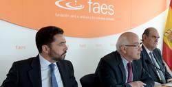 Manuel Marín, Javier Zarzalejos y Ignacio Astarloa | FAES