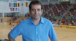 Ramon Basiana, presidente de la Federación Catalana de Patinaje. | EFE