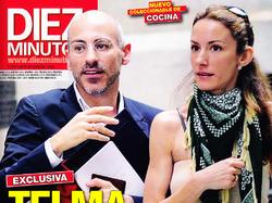 Jaime del Burgo y Telma Ortiz | Archivo