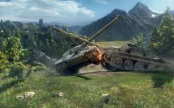 Escena del nuevo videojuego