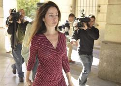 Mercedes Alaya a su llegada al juzgado   EFE