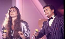 Albano y Romina Power, en una imagen de los 80   Cordon Press