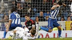 Albín marca el tanto del definitivo empate a dos. | EFE