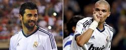Albiol o Pepe ocuparán el lugar de Varane.