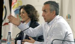 Alejandro Blanco, presidente del COE. | Archivo