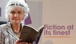 Alice Munro. | Cordon Press