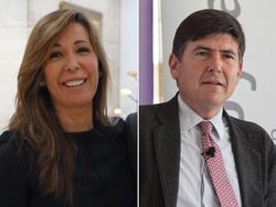 Alicia Sánchez Camacho y Manuel Pimentel | Archivo