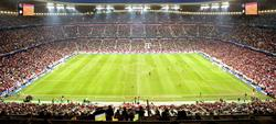 Allianz Arena, estadio del Bayern Múnich. | Cordon Press