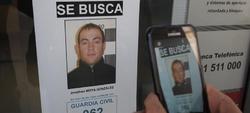 Foto distribuida por la Guardia Civil del supuesto secuestrador | EFE
