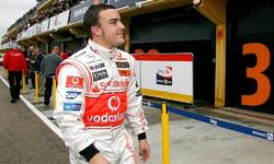 Fernando Alonso, durante su etapa en McLaren en 2007.   Cordon Press/Archivo
