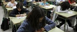 Alumnos en un colegio | EFE Archivo