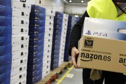Las consolas, listas para su envío. | Amazon España