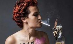 La última fotografía de Sbui | femen.org